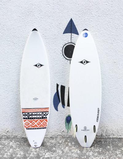 planche surf rigide bic duratec 6'7
