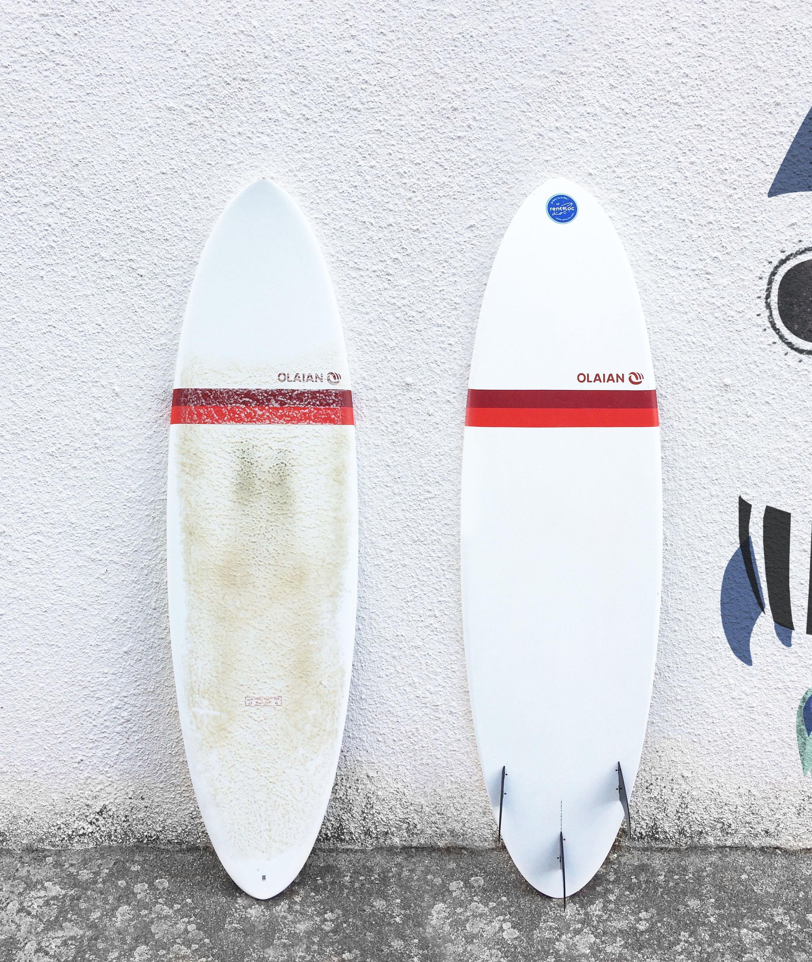 planche surf rigide olaian 6'6