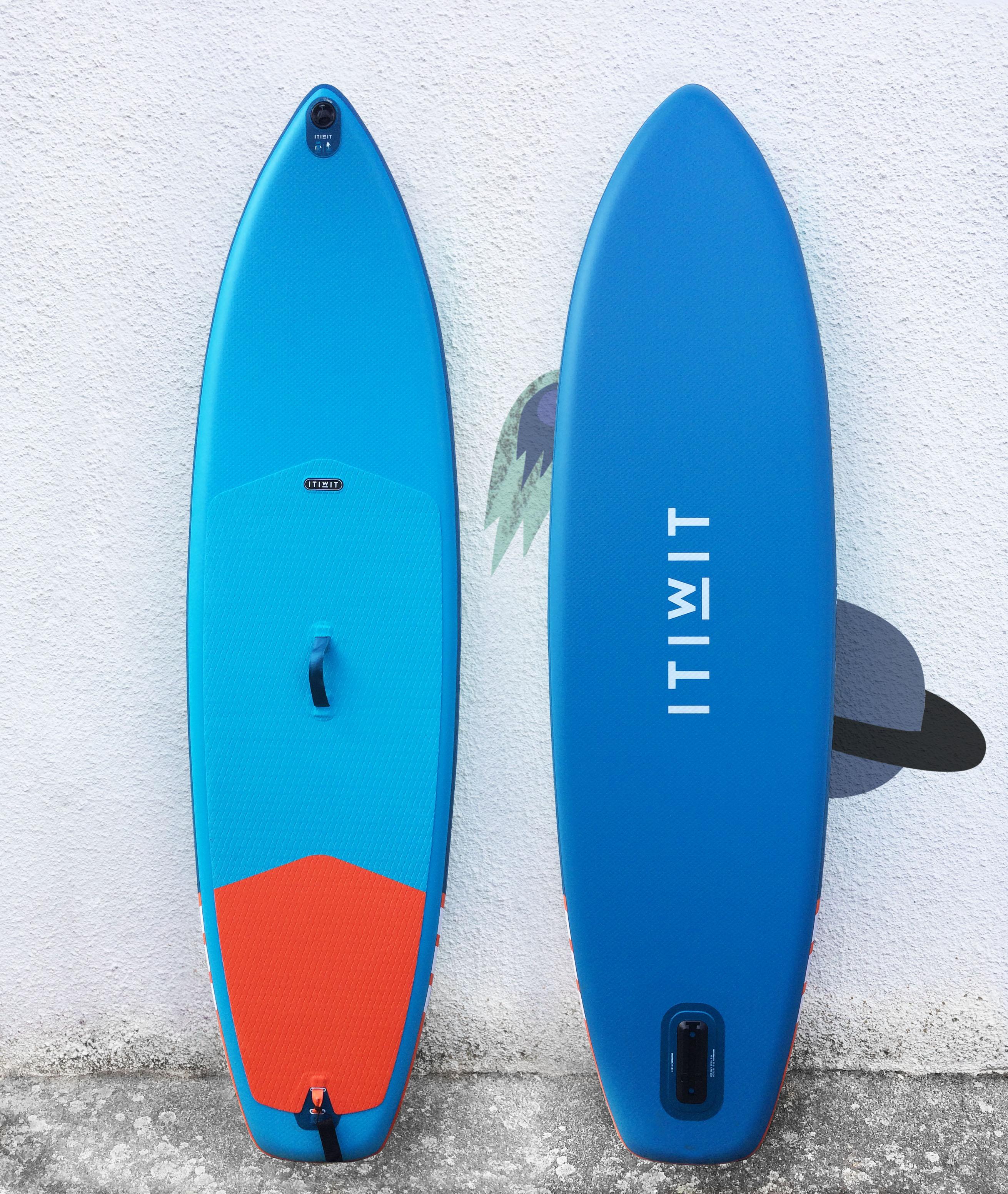 planche surf mousse olaian 7'5
